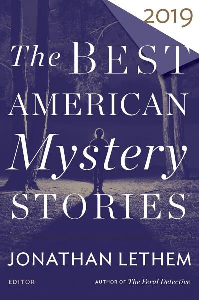 Download The Best American Mystery Stories 2019 Book