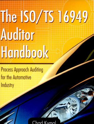 The ISO TS 16949 Auditor Handbook PDF