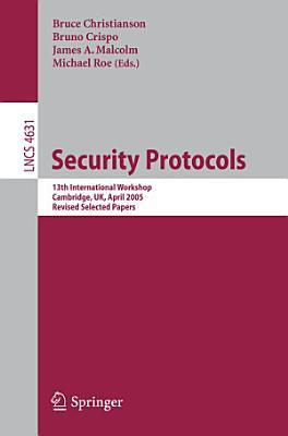 Security Protocols PDF
