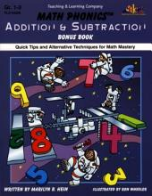 Math Phonics - Addition & Subtraction (ENHANCED eBook): Quick Tips and Alternative Techniques for Math Mastery