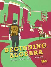 Beginning Algebra: Edition 8
