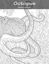 Octopus Kleurboek voor Volwassenen 1