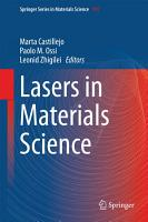 Lasers in Materials Science PDF