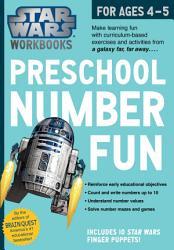 Star Wars Workbook Preschool Number Fun Book PDF