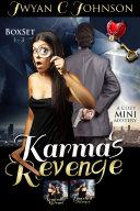 Karma's Revenge: A Cozy Mini-Mystery Series (Box Set): Books 1-3