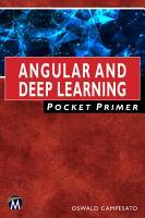 Angular and Deep Learning Pocket Primer PDF