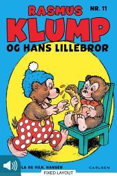 Rasmus Klump og hans lillebror: Bind 11