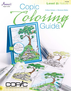 Copic Coloring Guide Level 2  Nature