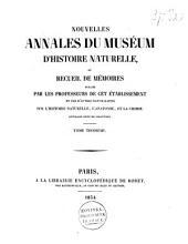 Mémoires du Muséum d'histoire naturelle: Volume44