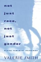 Not Just Race  Not Just Gender PDF