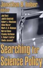 Searching for Science Policy (Clt)