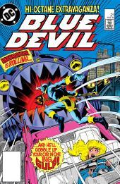 Blue Devil (1984-) #21