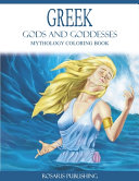 Greek Gods And Goddesses Mythology Coloring Book
