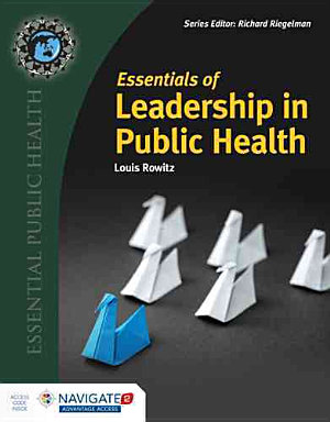 Essentials of Leadership in Public Health PDF