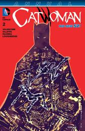 Catwoman Annual (2013-) #2