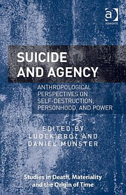 Suicide and Agency PDF