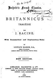 Britannicus: tragédie