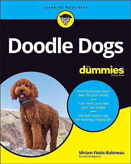 Doodle Dogs For Dummies PDF
