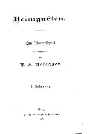 Heimgarten PDF