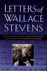 Letters of Wallace Stevens PDF