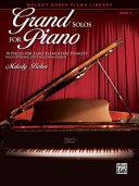 Grand Solos for Piano Book 1