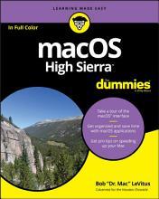 macOS High Sierra For Dummies PDF
