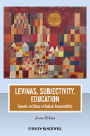Levinas, Subjectivity, Education