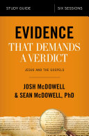 Evidence That Demands A Verdict Study Guide Book PDF