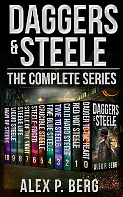 Daggers   Steele  The Complete Series PDF