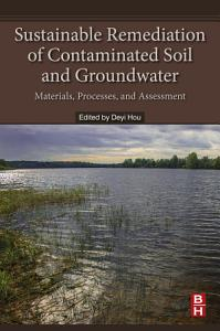 Sustainable Remediation of Contaminated Soil and Groundwater