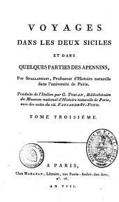 Voyages dans les Deux Siciles et dans quelques parties des Apennins: Volume3