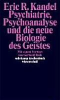 Psychiatrie  Psychoanalyse und die neue Biologie des Geistes PDF