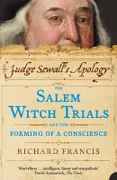 Judge Sewall s Apology PDF