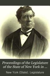 Proceedings of the Legislature of the State of New York in Memory of Hon. Hamilton Fish, ... Held April 5, 1894