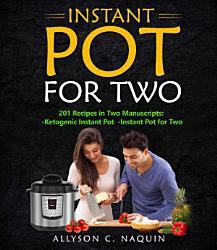Electric Pressure Cooker For Two Book PDF