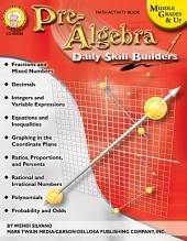 Pre-Algebra, Grades 6 - 12