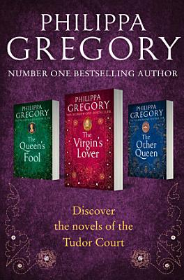 Philippa Gregory 3 Book Tudor Collection 2  The Queen   s Fool  The Virgin   s Lover  The Other Queen