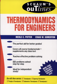 Schaum s Outline of Theory and Problems of Thermodynamics for Engineers PDF