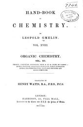 Hand Book of Chemistry: Volume 18