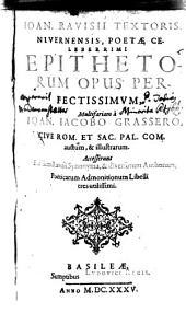 Epithetorum Opus Perfectissimum