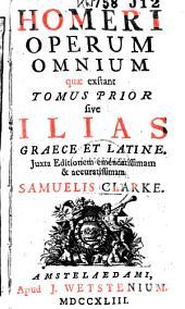 Opera omnia quae exstant graece et latine: juxta editionem emendatissiman & accuratissiman Samuelis Clarke, Τόμος 2