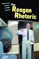 The Reagan Rhetoric PDF