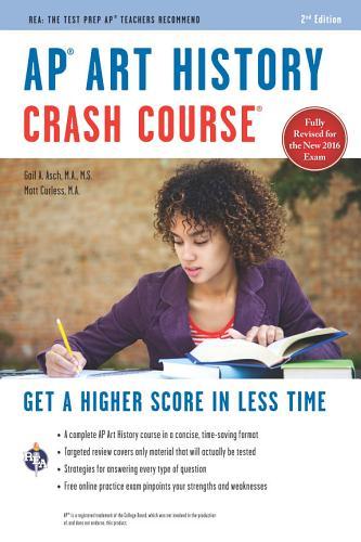 Ap Art History Crash Course Book Online