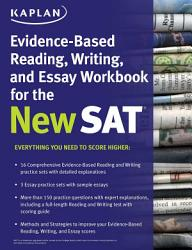 Kaplan Evidence Based Reading Writing And Essay Workbook For The New Sat Book PDF