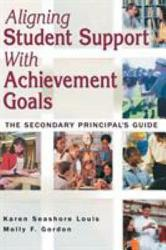 Aligning Student Support With Achievement Goals Book PDF