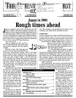 The Oriental Economist Report