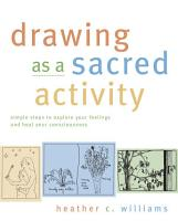 Drawing as a Sacred Activity PDF
