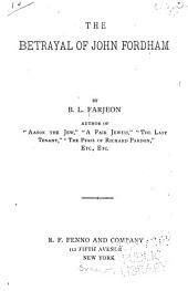 The Betrayal of John Fordham
