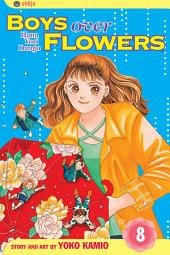 Boys Over Flowers: Volume 8