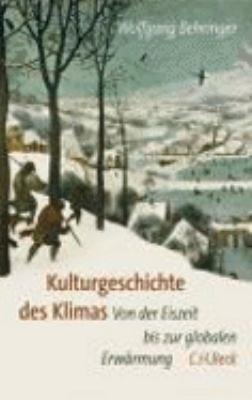 Kulturgeschichte des Klimas PDF